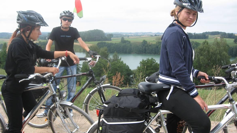 Велосипедный маршрут «Августовский шлях»