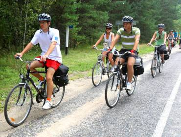 Велосипедный маршрут «Линия Молотова»