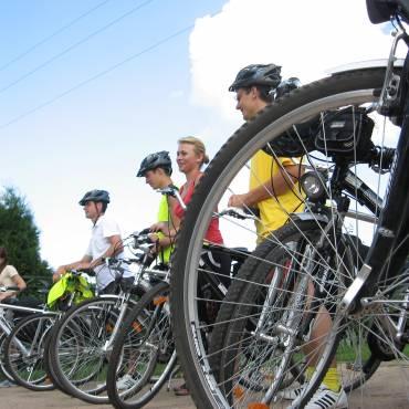 Велосипедный маршрут «Лисья гора»