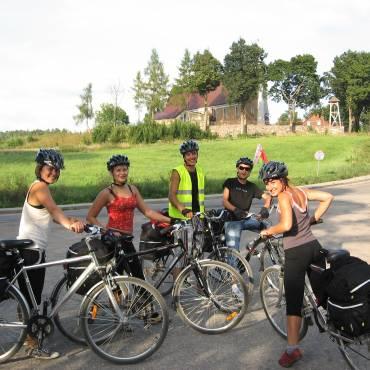 Велосипедный маршрут «Шляхом магната Валовіча»