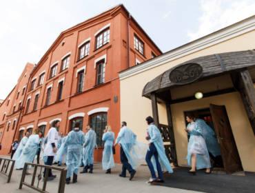 Экскурсия в Минск с посещением завода «Оливария»