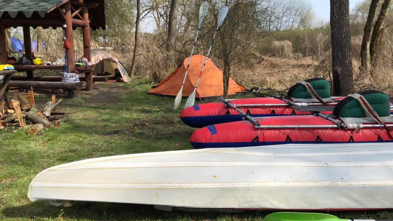 На туристической базе в Немново прошел 43-й международный фестиваль водного туризма