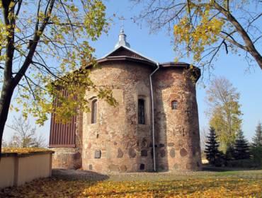 Пешеходная экскурсия «Культовые сооружения в Гродно»