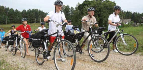 Чемпионат Гродненской области по туристско-прикладному многоборью в технике велосипедного туризма