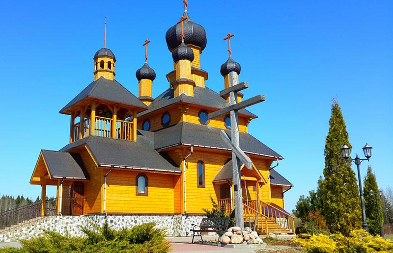 Экскурсия по маршруту Гродно-Минск-Дудутки-Гродно