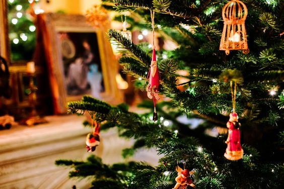 С наступающим Рождеством и Новым годом!